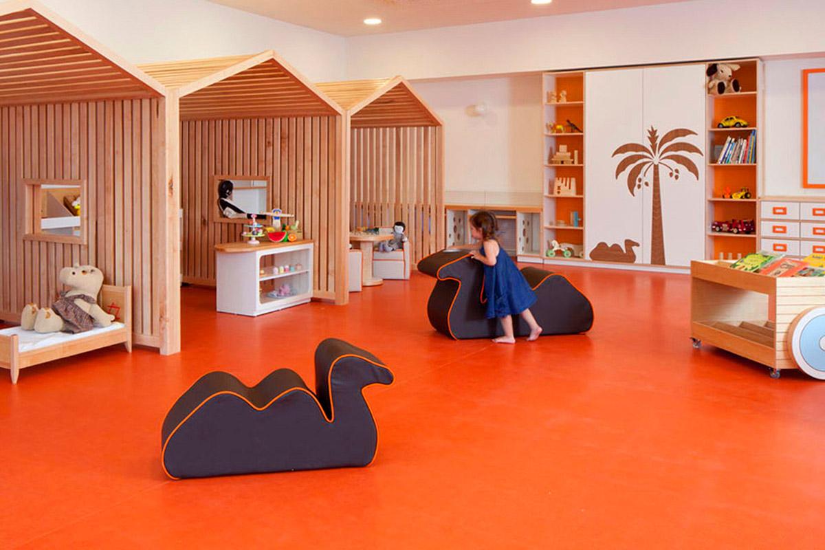 Детский сад в эко-стиле