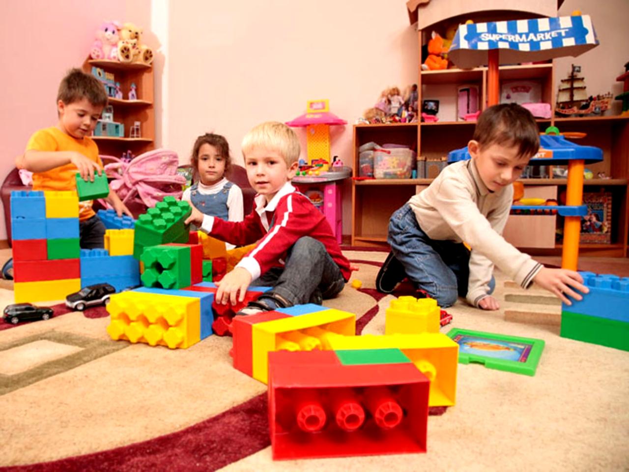 Сокращение дошкольных учреждений в Украине