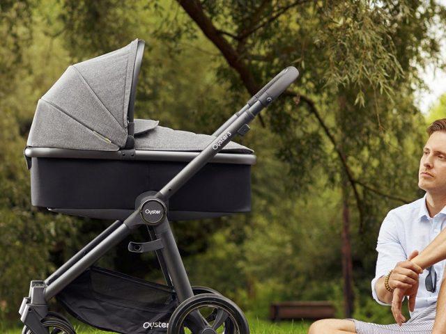 Комфорт и стиль вместе с коляской BabyStyle Zero
